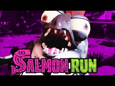 Splatoon 2 - Salmon Run Multiplayer