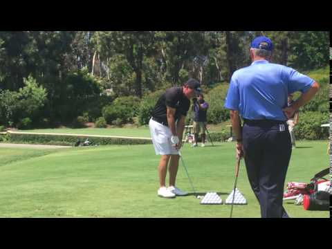 Phil Mickelson Short Game Clinic at Aviara Golf Club