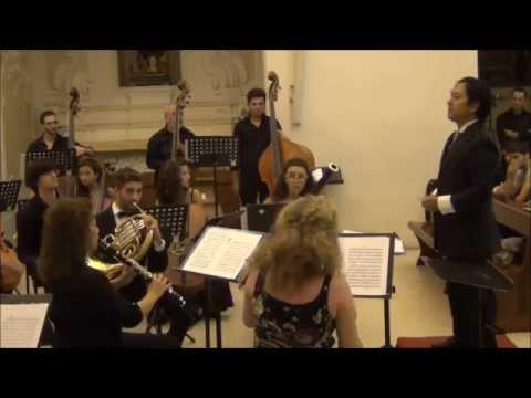 W.A.Mozart Sinfonia concertante in mi bem.magg. K 297b