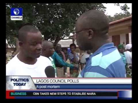 Lagos Council Polls:A post mortem pt.2