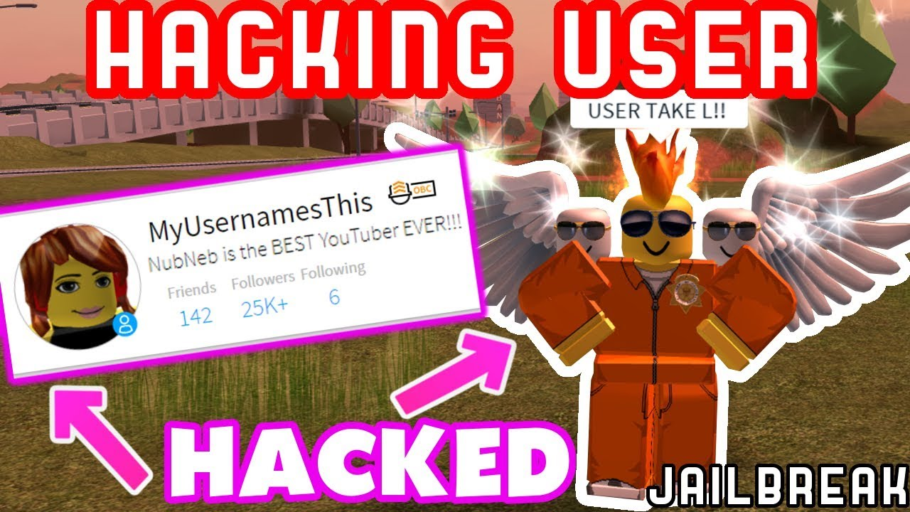 i hacked myusernamesthis roblox account  gone wrong