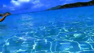 Coki Beach St. Thomas U.S Virgin Islands