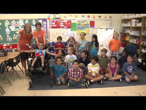 School Shout Out Schenk Elementary School AM 12-2-13