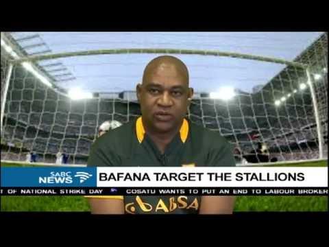 Alphie K previews the Bafana Bafana vs Burkina Faso match