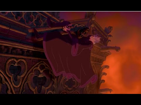 who is frollo in hunchback of notre dame