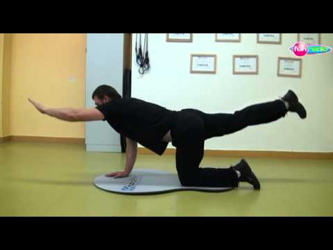 Cvičenie - Chrbát