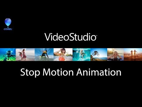 Stop Motion Animation With VideoStudio