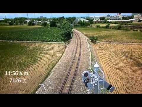 2014.7.14 Taichung Port Line (2014.7.14 台中臨港線)