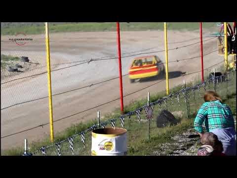 Wild Bill's Raceway Mini Stock Heat Race 6/8/19