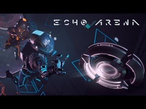 Echo Arena PvP - Zero Gravity Ultimate Frisbee E Sport   HTC Vive Gameplay