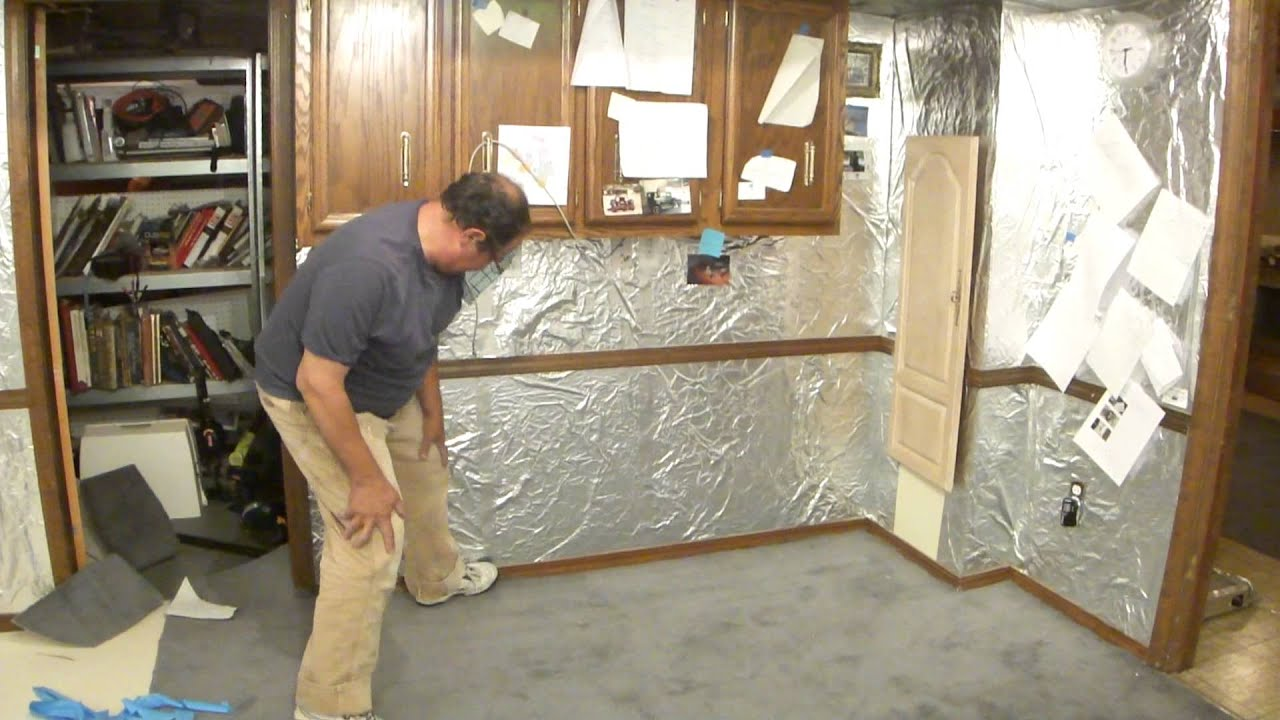 How To Install Carpet On A Concrete Floor The Cheap And Easy Way - Carpet for basement floor cement