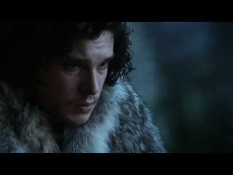 Tyrion Lannister & Jon Snow - A Mind Needs Books Like.... - Game Of Thrones 1x02 (HD)