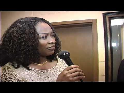 Lola Sanusy interviews Coach of the Nigerian Super Eagles,Samson Siasia