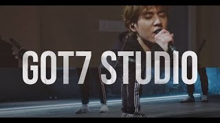 GOT7 take fans to the 'GOT7 Studio' through 'Look' performance video