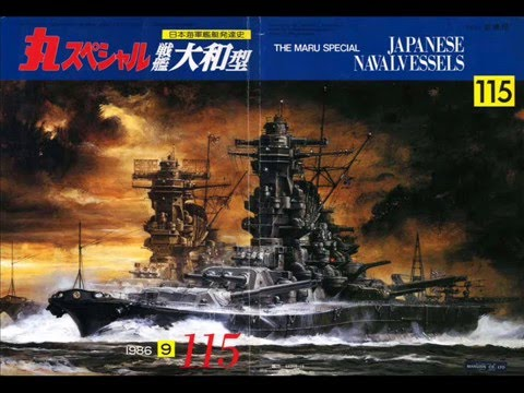 battleship musashi youtube