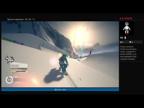 Ps4 Steep snowboarding freeride freeStyle snow  online Rus Стерлитамак=)
