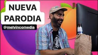 PA' ROMPERLA ( PARODIA ) @Melvin Comedia Vazquez  BORRACHO MAO