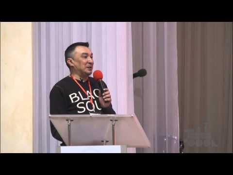 Нурберген Махамбетов-Как создавалось радио Shahar/Energy (Алматы, 2012)