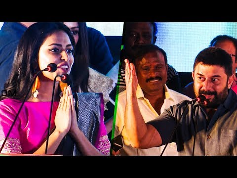 Arvind Swami Open Talk About Amala Paul |...