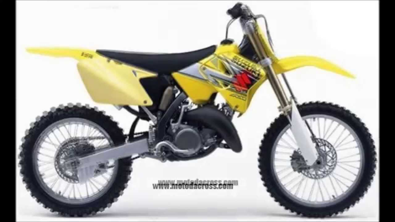 evolution of suzuki rm 125 from 1973 to 2008 youtube. Black Bedroom Furniture Sets. Home Design Ideas