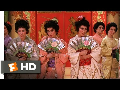Topsy-Turvy (8/10) Movie CLIP - Three Little Maids From School Are We (1999) HD