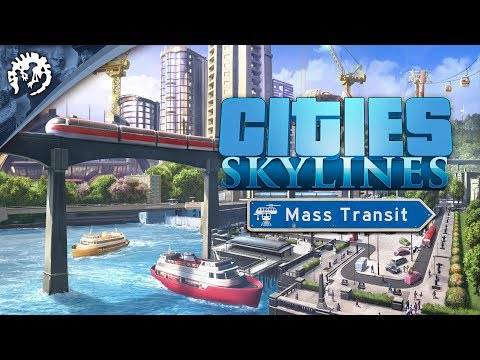 Cities: Skylines - Mass Transit - Console Edition