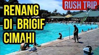 RUSH TRIP | Kolam Renang Tirta Budhi Bhakti ( Kolam Brigif Cimahi)