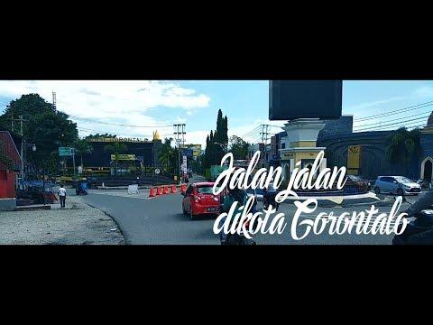 Kota Gorontalo Dari Simpang Lima