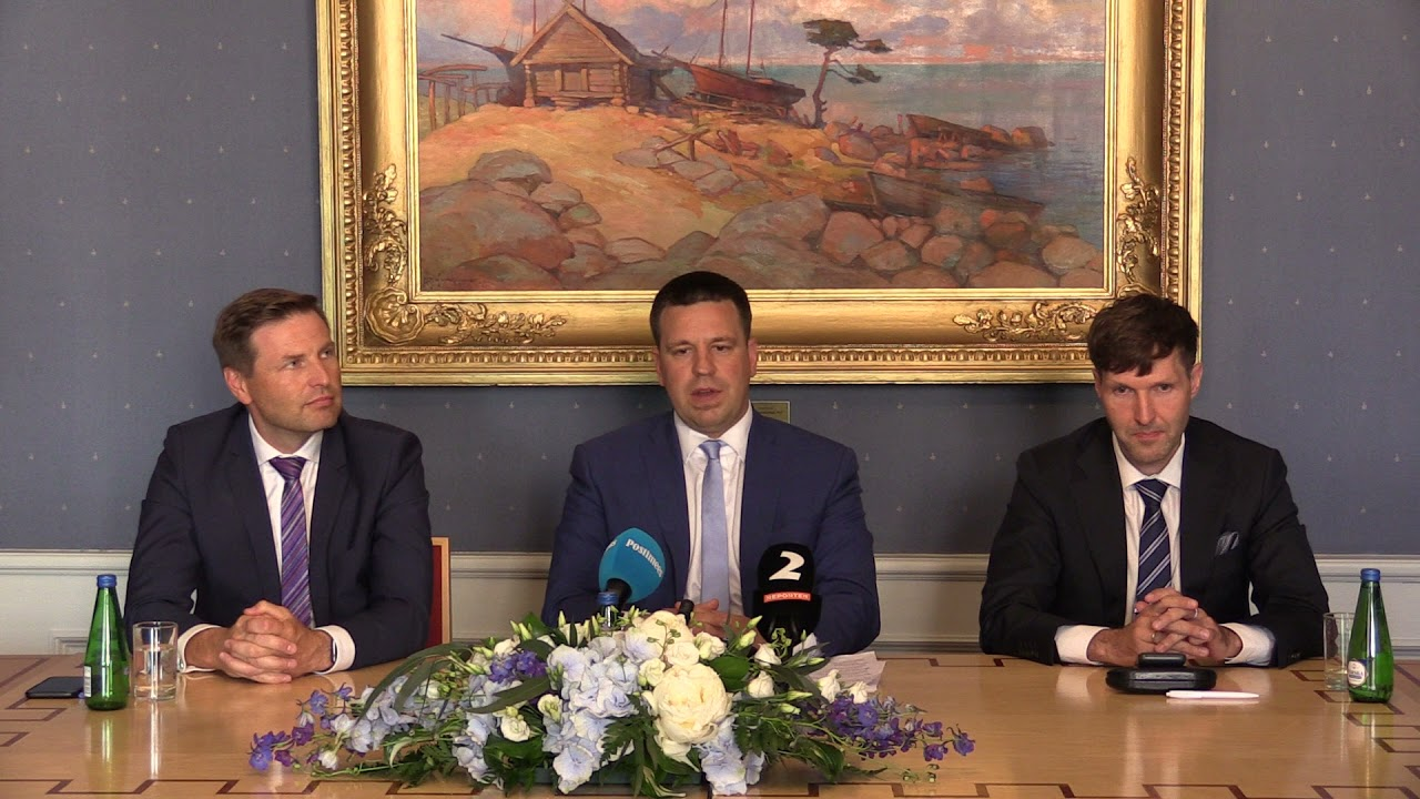 Riigikogu juhatuse pressikonverents 17.06.2021