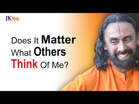 Does it MATTER What Others Think of Me? | Q/A with Swami Mukundananda at IIM
