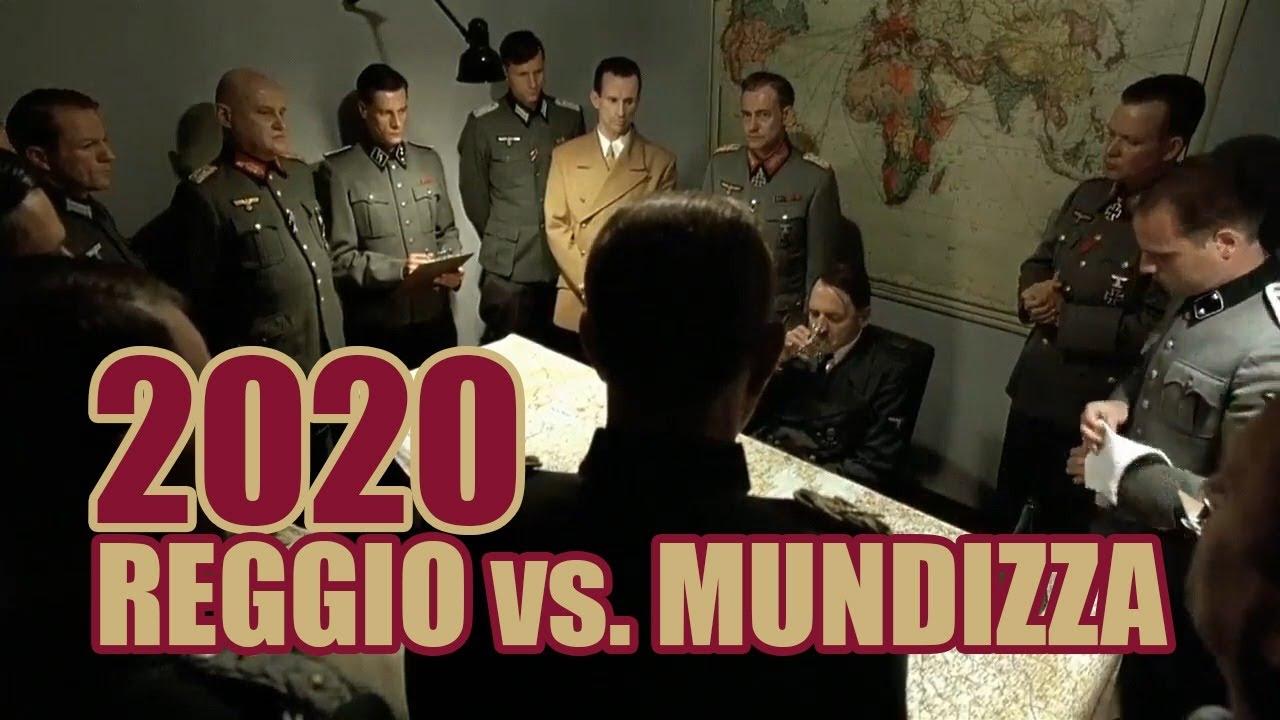 2020: Reggio vs. Mundizza. #ReggioCalabria #Immondizia