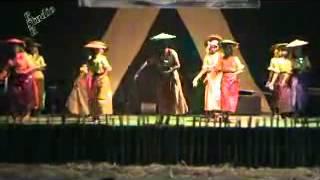 Tari Pamonte   Tari Tradisional Sulawesi Tengah