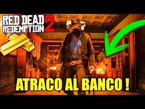 ATRACAMOS UN BANCO EN RED DEAD 2 !! EL ATRACO EL MAS EPICO RDR2 Makiman