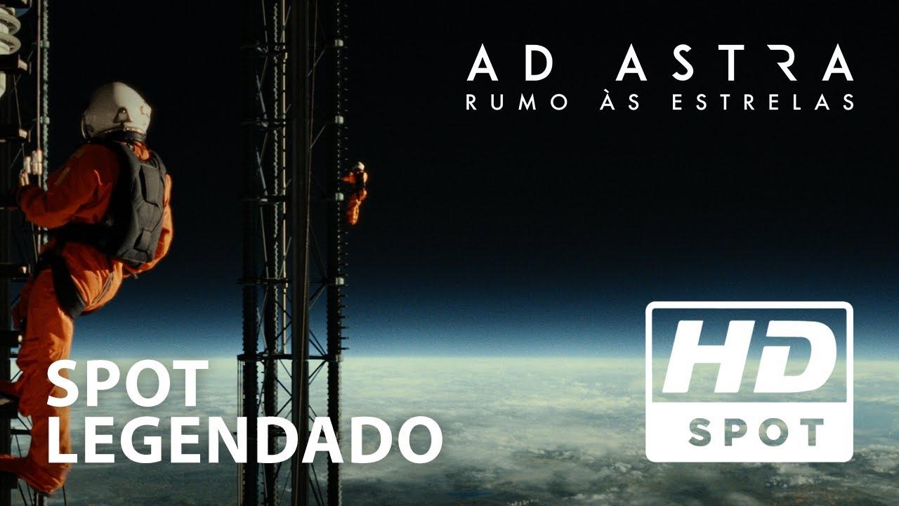 Ad Astra: Rumo Às Estrelas | Spot Oficial 1 | 26 de setembro nos cinemas