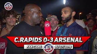 Colorado Rapids 0-3 Arsenal   Koscielny