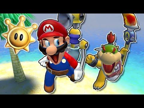 SMG4: Stupid Mario Sunshine