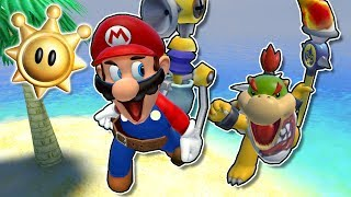 SMG4: Stupid Mario Sunshine