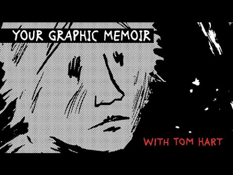 Graphic Memoir Class with Tom Hart  2015 Introduction