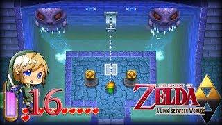 Zelda: A Link Between Worlds - Cap.16 Las Ruinas del Pantano