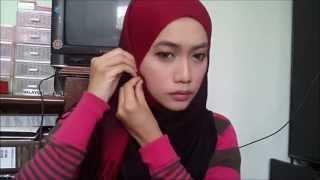 graduation day makeup + hijab Thumbnail
