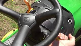 John Deere D130 (2017) mini review