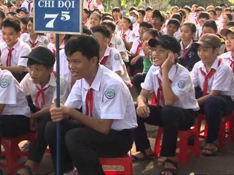 Trường THCS An Lộc - THIEU NHI VOI BAO LUC HOC DUONG