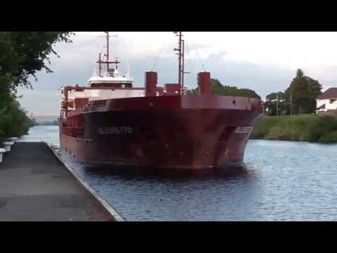 Manchester Ship Canal 04/07/2015