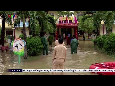 Dozens killed in severe Southeast Asia floods