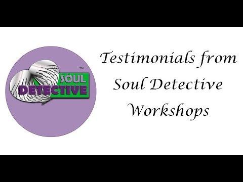 Soul Detective Testimonials
