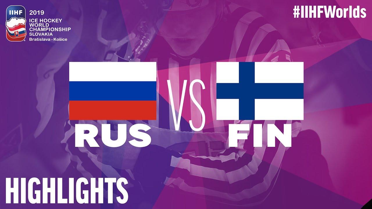 191b4bbe8fdeb Rusko - Fínsko (MS v hokeji 2019) | Šport.sk