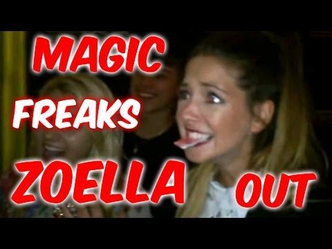 MAGICIAN FREAKS ZOELLA OUT | Collins Key