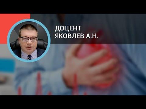 Доцент Яковлев А.Н.: Выбор лечебной тактики при остром коронарном синдроме у полиморбидных пациентов