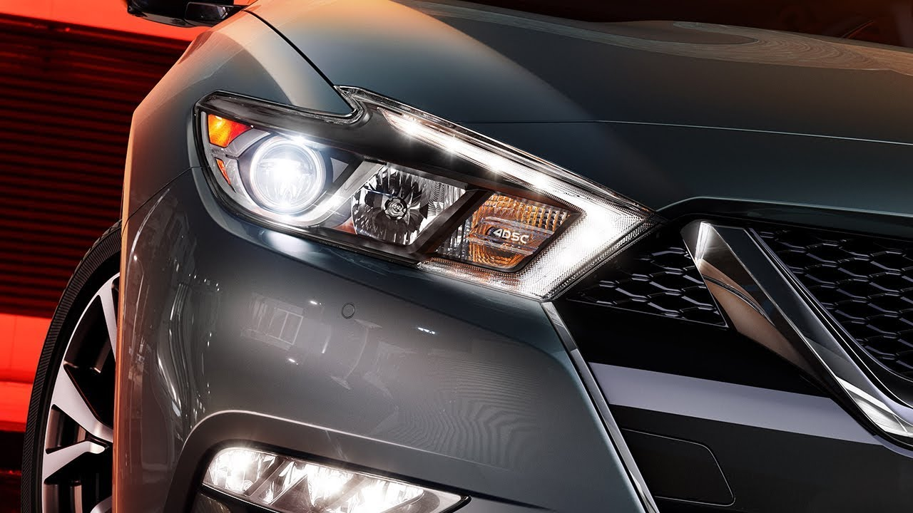 2019 Nissan Maxima Redesign, The 8th Generation Sports 4 ...
