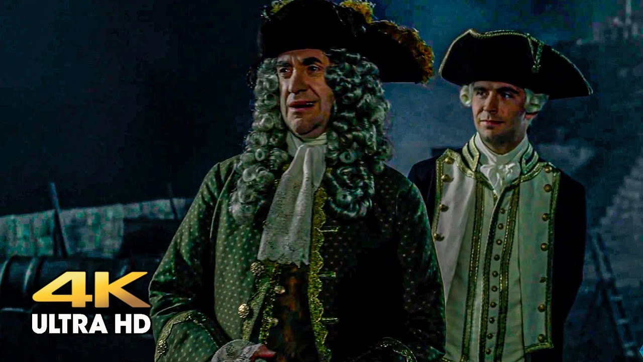 Download Pirates on the Black Pearl attack Port Royal. Pirates of the Caribbean: The Curse of the Black Pearl